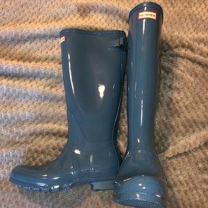 Adjustable Tall Hunter Boots
